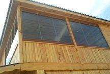 Ank Cam Balkon Sistemi / Özel tasarlanmış olan profil ve aksesuarlarla hazırlanmış ANK Cam balkon sistemlerini uzun seneler sorunsuz kullanabilirsiniz.