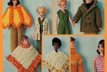 Barbie Crochet and Knitting