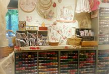 Atelier Provence / My embroidery shop