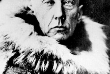 Roald Amundsen, the first person to reach the South Pole / Roald Amundsen, the first person to reach the South Pole