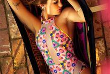 moodboard for couture swim
