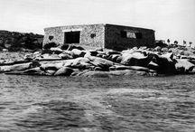 Case di vacanze - Marco Zanuso. Arzachena, 1962-1964