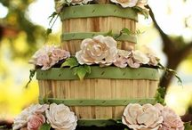 Vow Renewal Cakes / by Lisa Sorenson