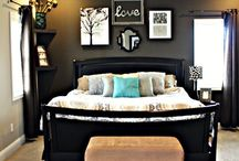 Bedroom Ideas / by Cari Barksdale