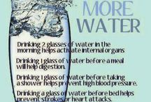 WATER & FAST are the key