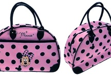 Minnie Mouse Pink Black Collection