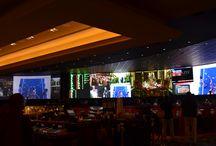 Casino LED / Casino LED Walls and LED Signs.
