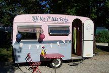 caravan camper caravane