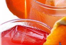 Sommer Getränke / Leckere Rezepte für erfrischende Getränke für den Sommer