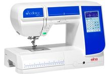 eXcellence 680 / You will enjoy at every sewing time, impressive stability and comfort by using the new eXcellence 680. Designed to follow every users moves, this robust new model is efficient and ensures all kind of demands.