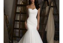 The Dress / A selection of beautiful wedding dresses
