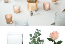 Floral inspirations / Wedding