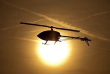 Moje vrtulníky