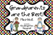 grandparents day / by Arian Ryder