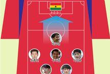 대한민국 대표팀 평가전 예상 BEST11 / 대한민국 대표팀 평가전 예상 BEST11