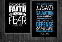 Scriptures / Bible Scriptures