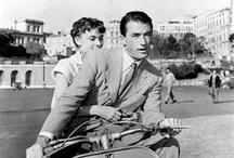 Audrey Hepburn and Gregory Peck / by Natalie Petersen