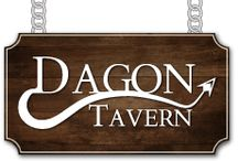 Dagon Tavern / Traditional pen and paper RPG online. Fantasy. Video online communication.