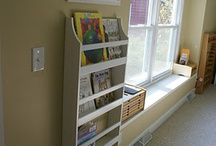 Living and Learning Reading Spaces