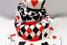 Our Birthday Cakes / Cakes of all shapes & sizes for Birthdays. Call the shop to order yours 01704 541137