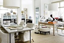 Work Spaces / by Kimberly Bee Design
