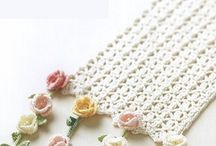 muestras de puntadas crochet