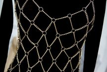 chain maille/body chains