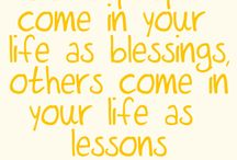 Great sayings / by Christine Delgado