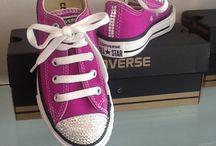 Sparkle Converse / by Love Sienna Boutique