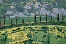 Tuscany and italy