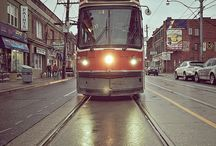 Toronto / Absolutely love this city! / by Robert Hacala Brand Design