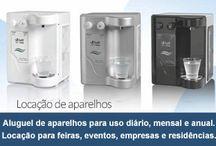 Elimine hoje mesmo o galão de água da sua empresa / Alugue um Purificador de Água Soft para sua empresa, apenas R$ 68,00 Mensais, tudo incluso: Instalação, manutenção, troca de filtro