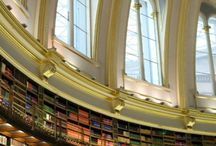 Reading room-library