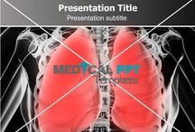 Respiratory Templates / Medical PowerPoint templates as the name itself denotes helps in providing Medical PowerPoint templates to those who belong to medical field.