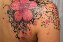 Nőies Tetoválások