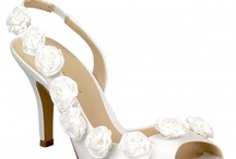 Beautiful Wedding Shoes & Things / http://www.yourfeetmakeyouunique.com - Beautiful bridal shoes in larger sizes. / by Andrea From Your Feet Make You Unique Shoe Blog