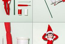 elf on a shelf / by Dee Woosley