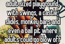 teen playground