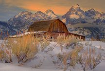 Grand Tetons National Park / by Will East