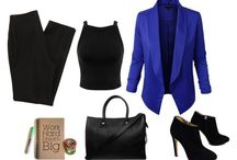 Business look inspiration