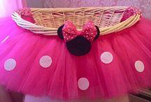 Kids bday party idea - Minnie!