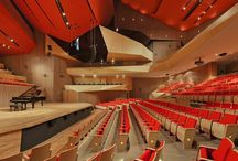 Interior Design - Theater Halls