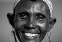 Smiles the world over :) / Smiles are a universal language—and speak volumes for the grateful soul!  (By Ron Cooper)  http://inspiredbyron.blogspot.com/