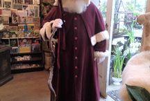 Father Christmas & Holiday Tea