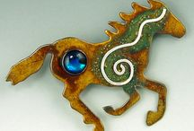 Serendip Designs Jewelry / Sterling silver jewelry by Lois Linn of Whitefish, MT