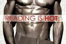 Reading is HOT / Hot guys reading....