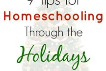 Homeschooling / Tips and resources for  Homeschooling your kids