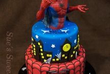Spiderman Party