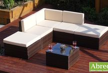 Modular Rattan Garden Furniture Sets / Abreo Modular Rattan Garden Furniture Sets.