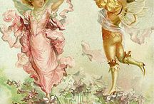 Ангелы  и  Феи